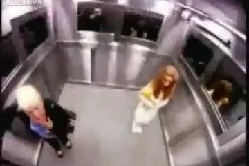 Fahrstuhl des Grauens
