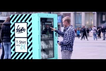 Ein T-Shirt für 2 Euro