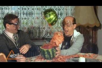 Blödsinn mit Melone und Gummi