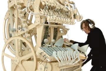 Die Murmel-Maschine