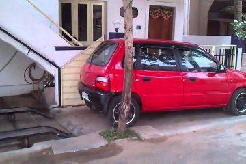 Parkplatzproblem gelöst