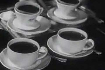 Melitta Werbung um 1952