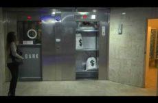 Fahrstuhl fahren